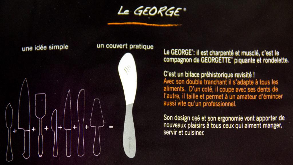 Georgette et George