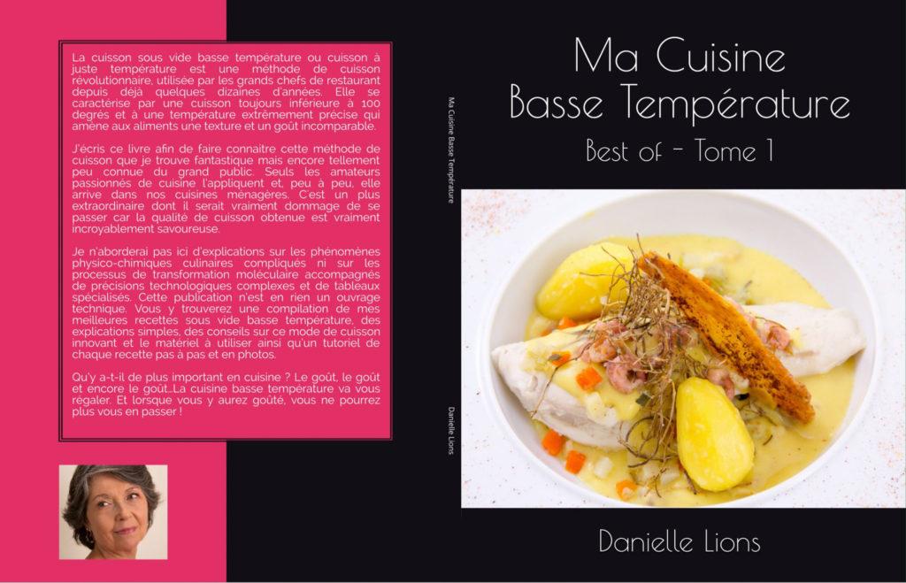 Mon livre ma cuisine basse temp rature best of tome 1 - Cuisine basse temperature philippe baratte ...