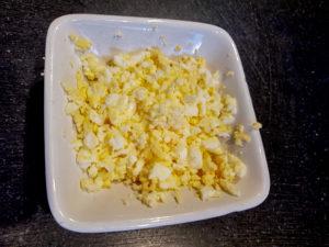Écrasez les œufs