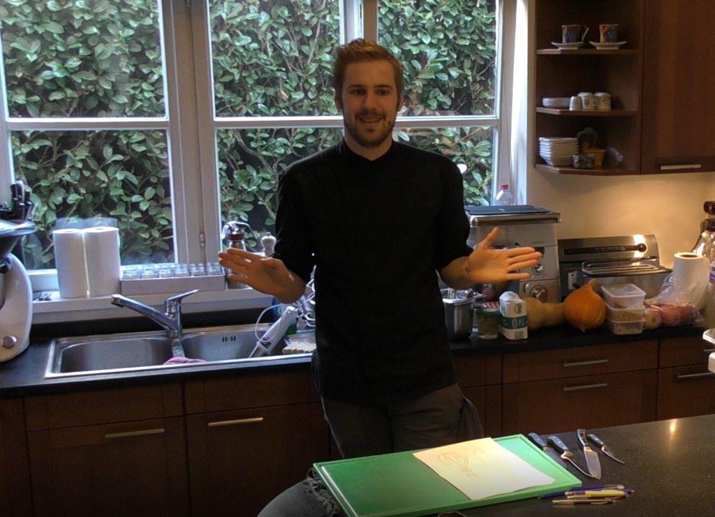 Jeremy Vandernoot, candidat Top Chef 2018