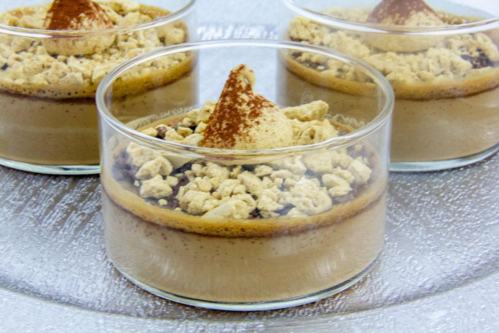Crème douceur chococafé