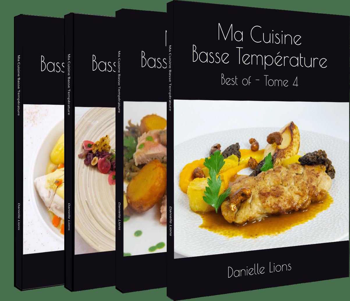 Le Tome 4 De Ma Collection Ma Cuisine Basse Temperature Vient De