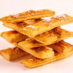 Pâte feuilletée allégée (recette Thermomix)